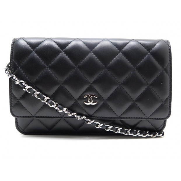 NEUF SAC A MAIN CHANEL WOC TIMELESS PORTEFEUILLE BANDOULIERE WALLET PURSE 2000€