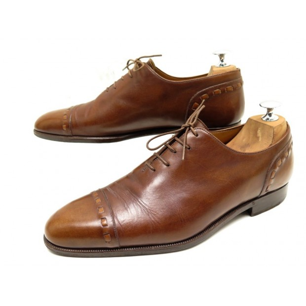 8 Richelieu En Droits Chaussures Berluti 42 6f7gyybv We92idh Bouts Cuir hrQdts