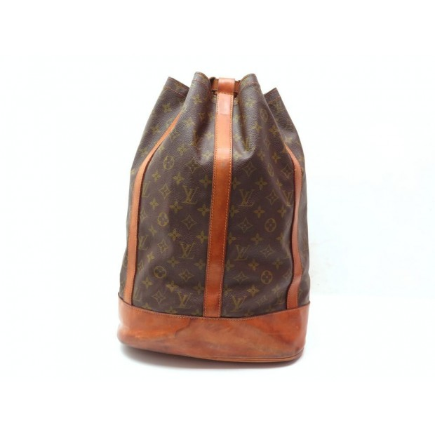 7295b4a7a04e sac a dos louis vuitton randonnee gm toile