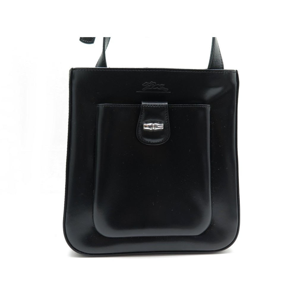 sac longchamp noir bandouliere,sac bandouliere roseau