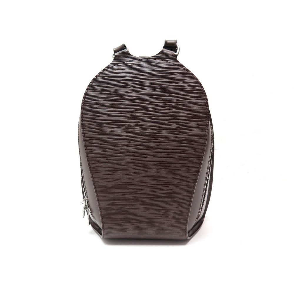 54544053203 NEUF SAC A DOS LOUIS VUITTON ELLIPSE VI0043 CUIR EPI MARRON BACKPACK BROWN  1100€. Loading zoom