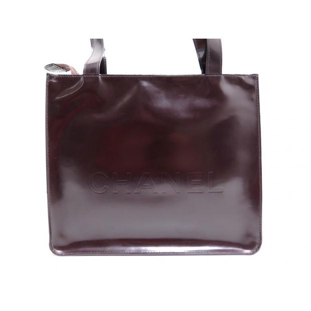 sac a main chanel cabas shopping logo cc en cuir a59b1a96d9c