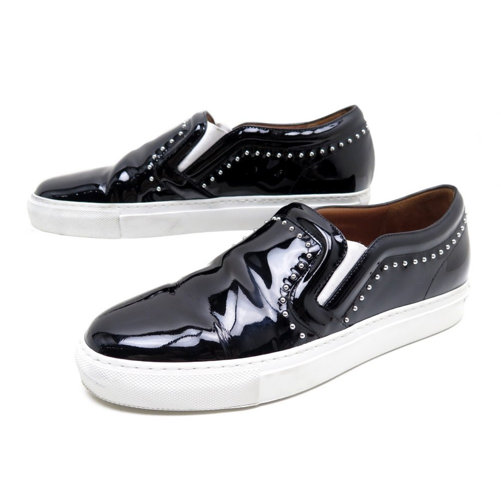 chaussures givenchy baskets skate slip