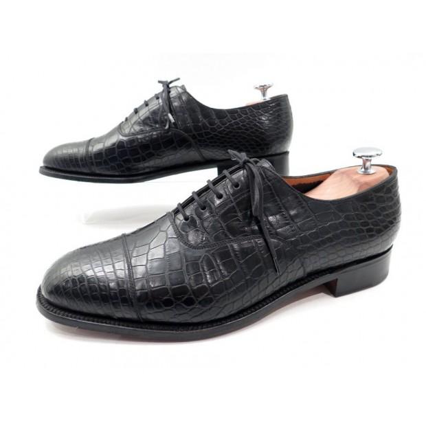 95a928c604 chaussures jm weston richelieu 41.5 42 en cuir de