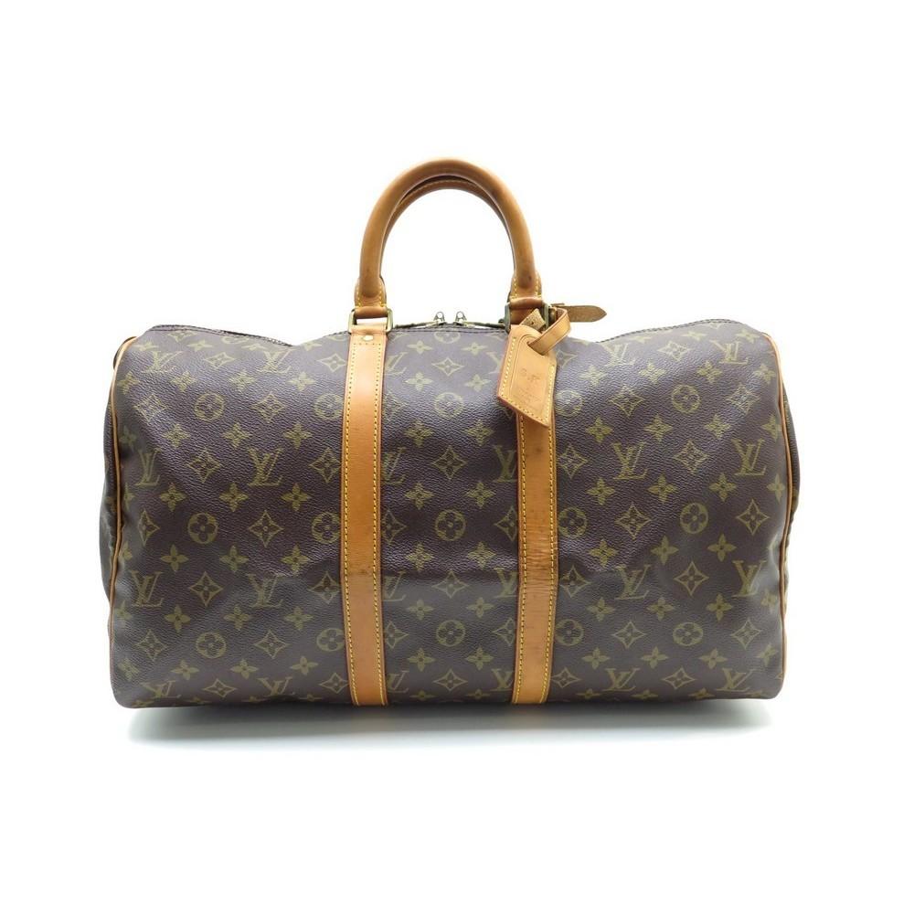 2e6bda82c52 sac de voyage a main louis vuitton keepall 45
