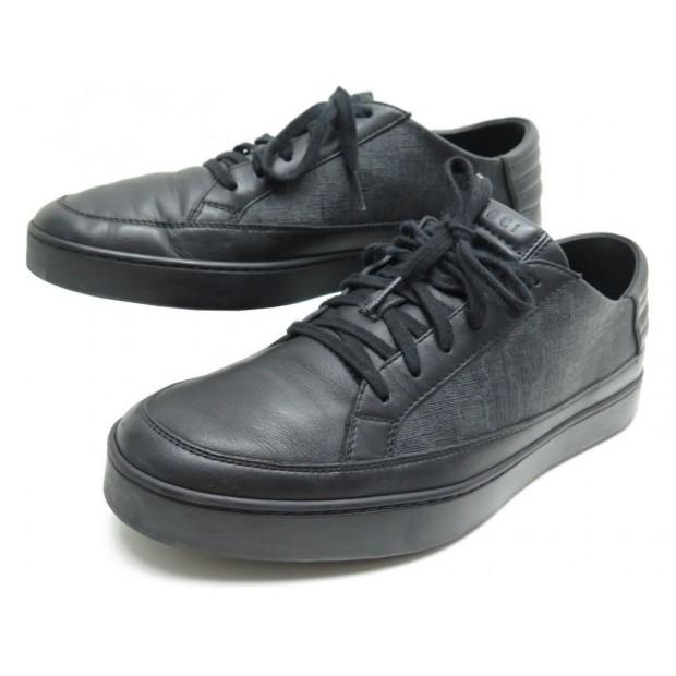 d15f9a158997 chaussures gucci supreme gg baskets 9.5c 44 en cuir