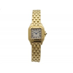 MONTRE CARTIER PANTHERE PM 21 MM OR JAUNE 18K QUARTZ YELLOW GOLD WATCH 19200€