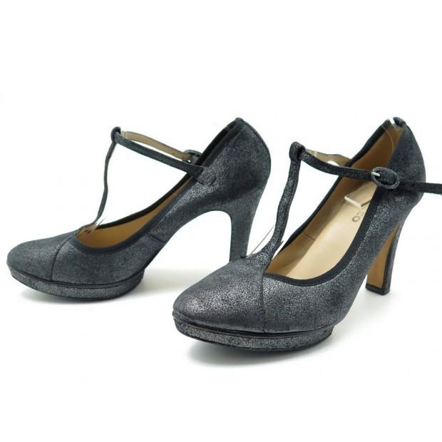 meilleure sélection 8c207 1d8e8 chaussures repetto escarpins 41 en cuir gris