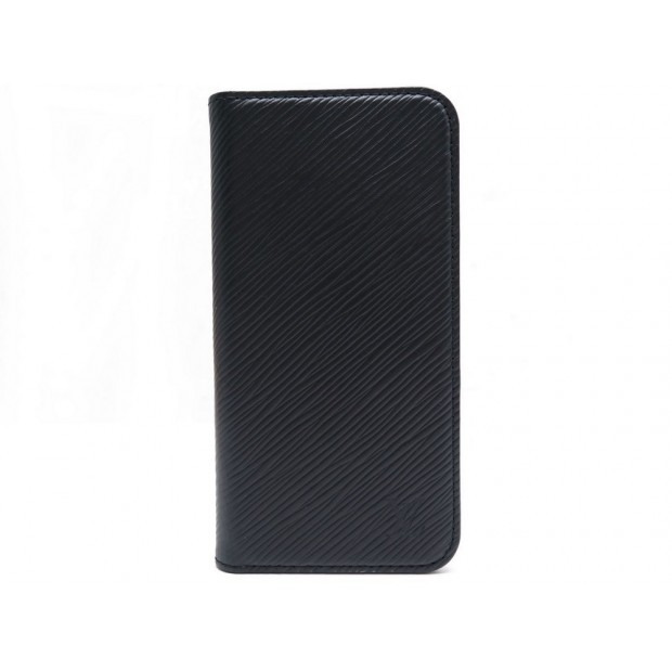 NEUF ETUI PORTABLE LOUIS VUITTON IPHONE X XS EN CUIR EPI M64469 PHONE CASE 250€