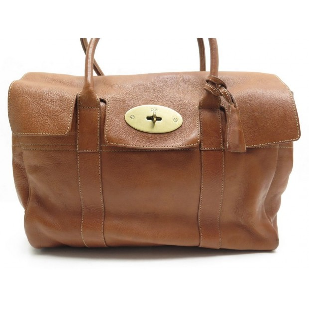 f959a125ce sac a main mulberry heritage bayswater en cuir souple