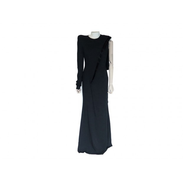 71913649cf3 robe longue de soiree givenchy 38 m viscose