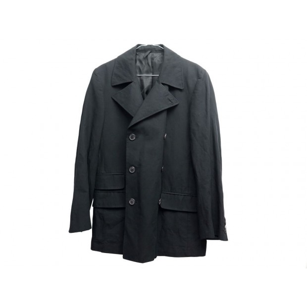 Homme Taille Veste En Lin Noir 48 Givenchy Coton M fgvYb7y6