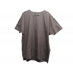NEUF TSHIRT GUCCI HOMME TAILLE 48 M EN COTON TAUPE MEN COTTON TEE SHIRT 350€