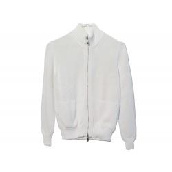 GILET MALO TAILLE 38 IT 36 FR VESTE FEMME COTON BLANC WHITE COTTON JACKET 315€