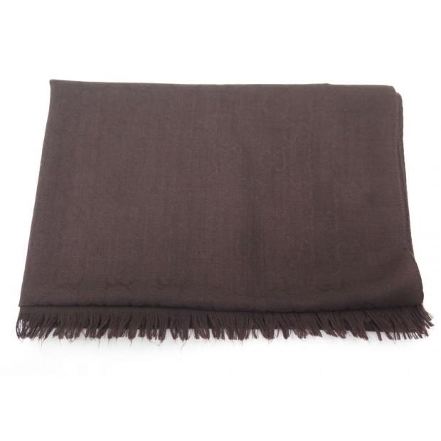 profiter du meilleur prix dernier style frais frais chale gucci foulard jacquard laine soie