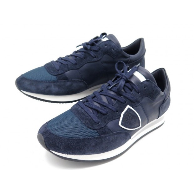 bba2718281d chaussures philippe model tropez baskets 43 cuir