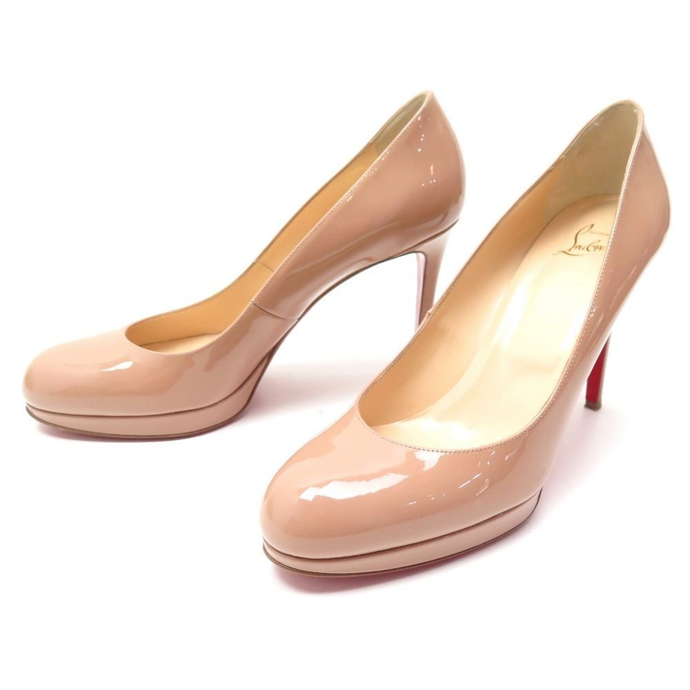 new product a0786 d856d chaussures christian louboutin simple pump 100 40