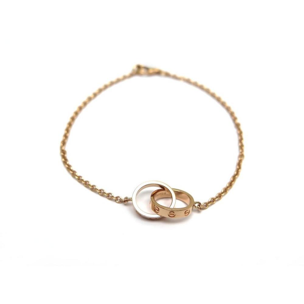 bracelet femme cartier love