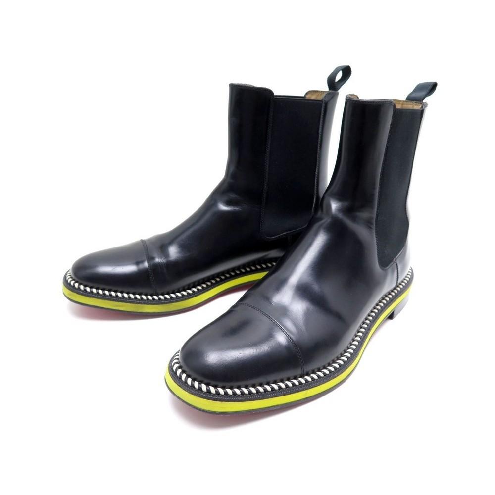 chaussures louboutin bottines