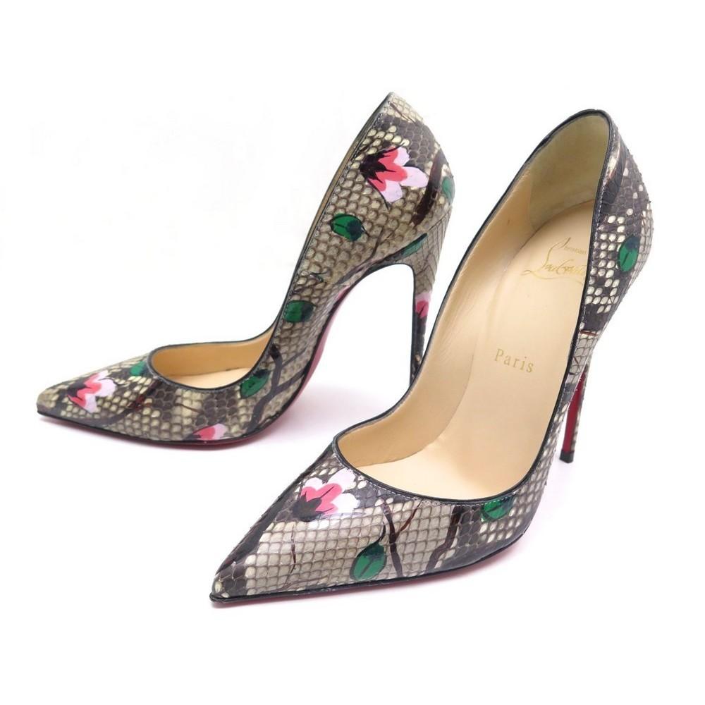 design de qualité 6ce88 cb9ba chaussures christian louboutin so kate escarpins 37