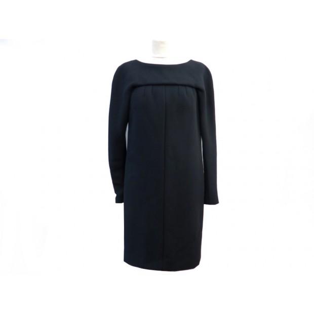 323ca851385 robe mi longue du soir chanel p42252 40 m en laine