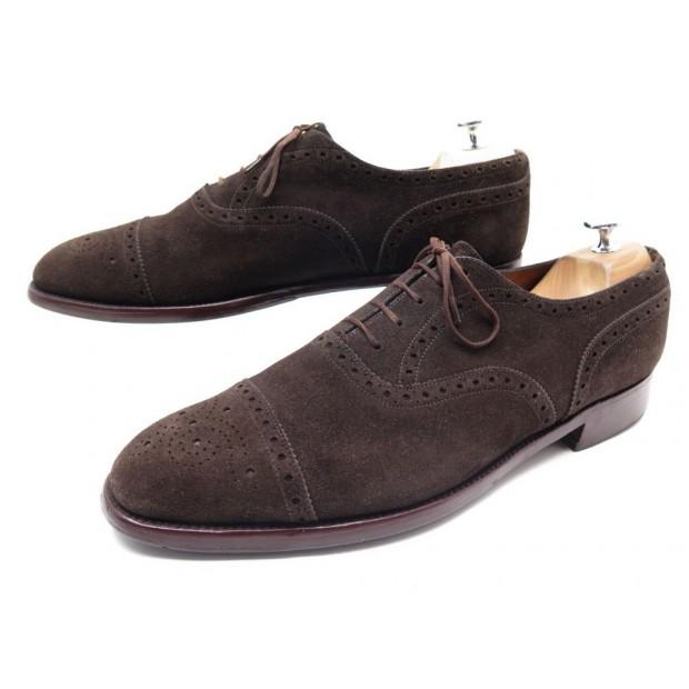plus récent 3e085 1dd7c chaussures jm weston 310 richelieu 10 44 en daim