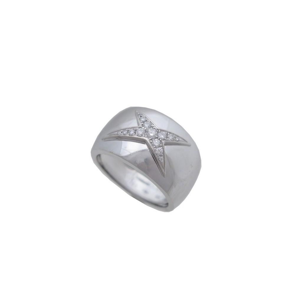 pour toute la famille acheter pas cher style populaire bague mauboussin etoile divine or blanc diamants white
