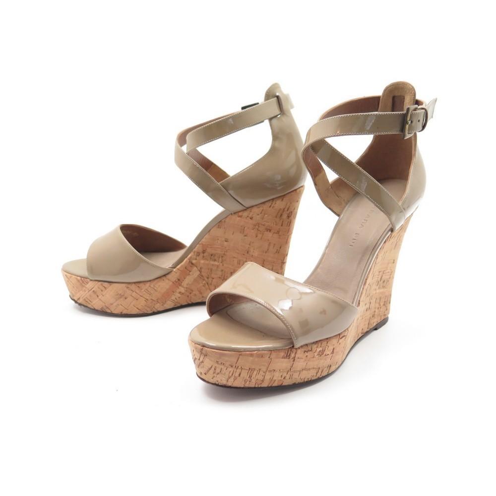Compenses Bui 40 Talons 39 Sandales Chaussures Barbara cS3Lq4ARj5