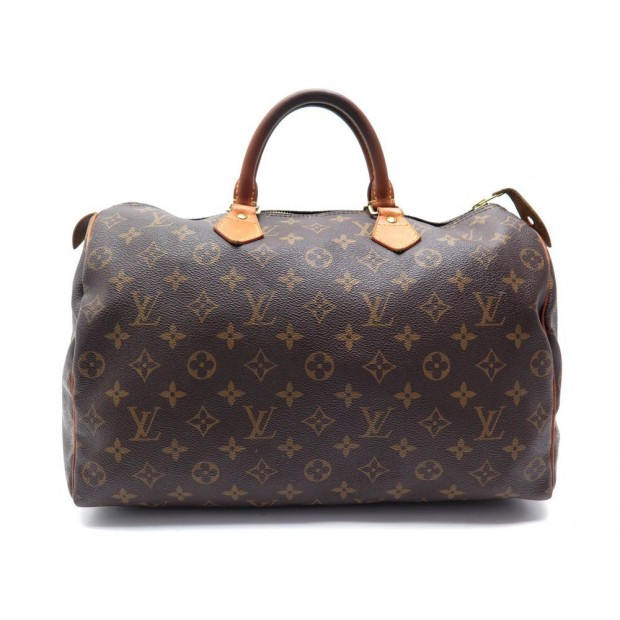 sac a main louis vuitton speedy 35 en toile monogram