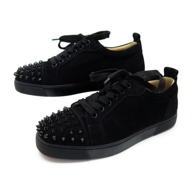 innovative design c6bc5 cb869 chaussures christian louboutin louis junior spike