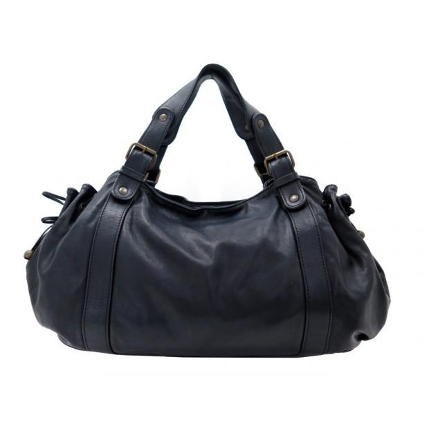 sélectionner pour officiel achat original qualité et quantité assurées sac a main gerard darel 24h en cuir noir black leather