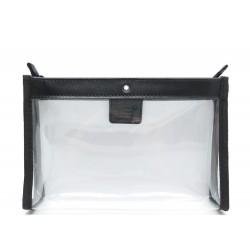 NEUF TROUSSE DE TOILETTE MONTBLANC transparente Compatible bagage cabine