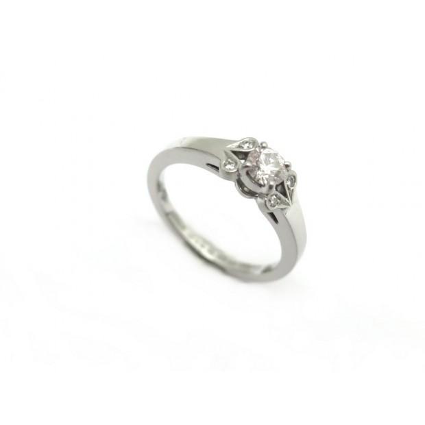 bague diamant solitaire cartier