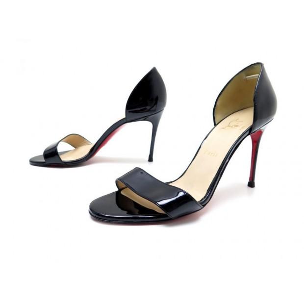 livraison gratuite 66539 4aad8 chaussures christian louboutin 40 sandales a talons