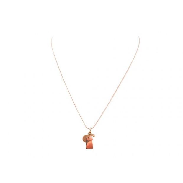meilleur endroit acheter Royaume-Uni disponibilité collier ginette ny ever 49 cm en or rose 18k 4gr pink