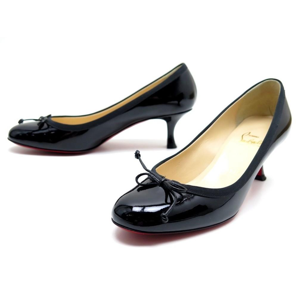 nouvelles photos 67d9a f0ade chaussures christian louboutin marcia baila escarpins