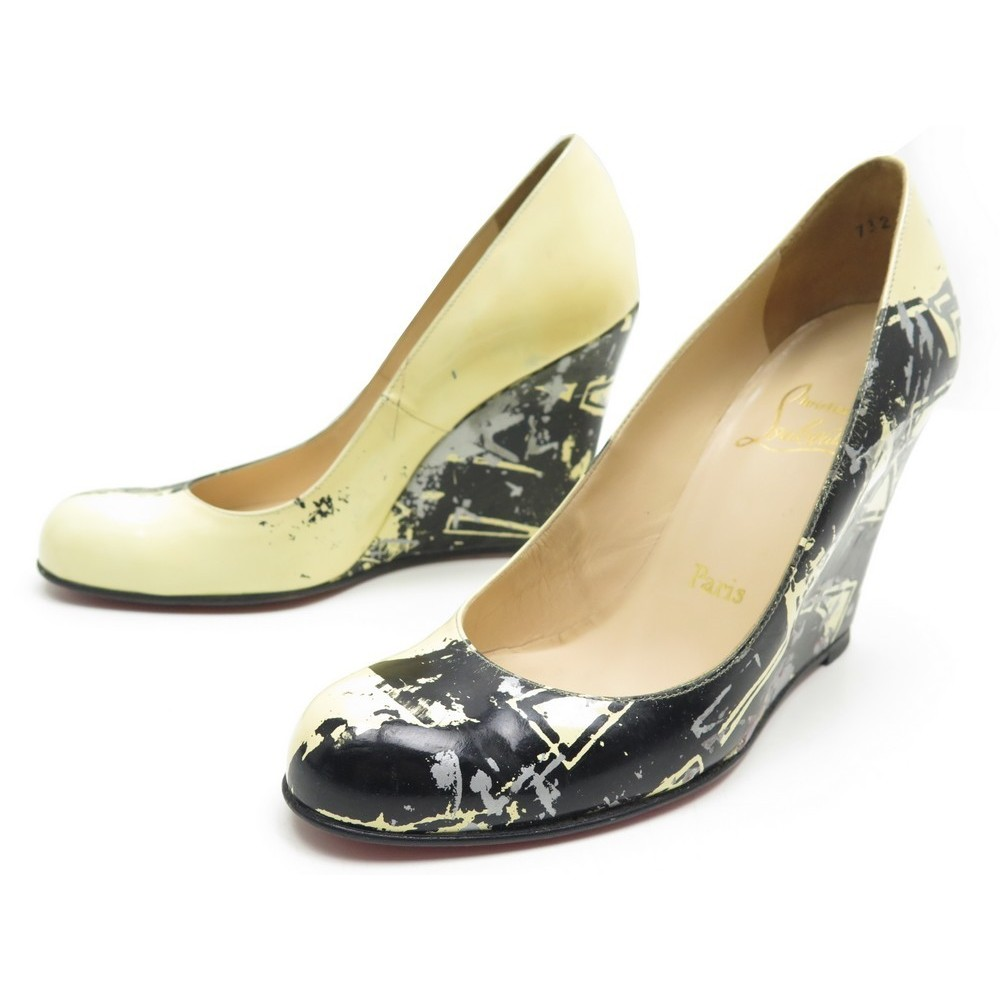 design intemporel 4af32 3390c chaussures christian louboutin escarpins talons