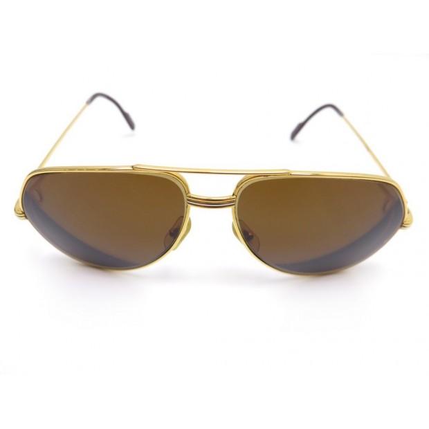 745401cde38 lunettes de soleil cartier trinity en metal