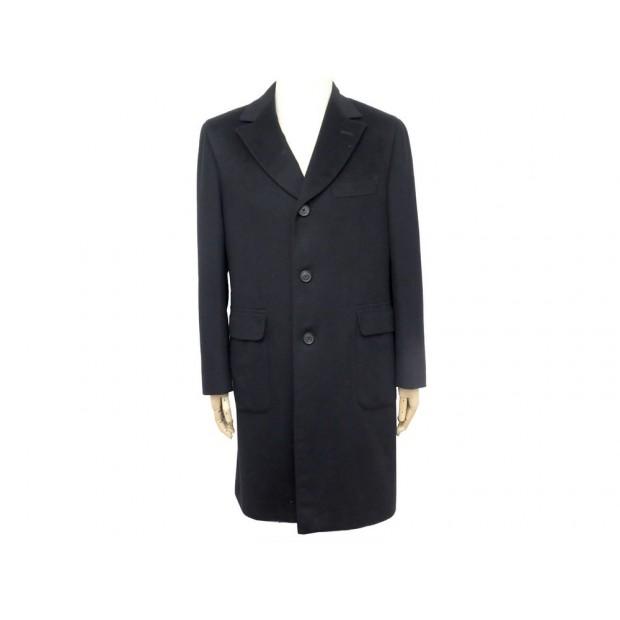 nouvelle arrivee cd9e9 d2c26 manteau arnys taille 50 m en cachemire noir new