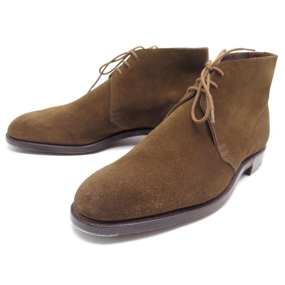 chaussures crockett jones 8489 chukka 6