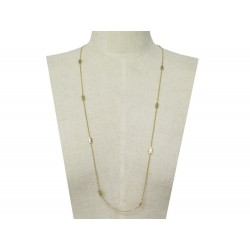 COLLIER BULGARI OR JAUNE PARENTESI SAUTOIR