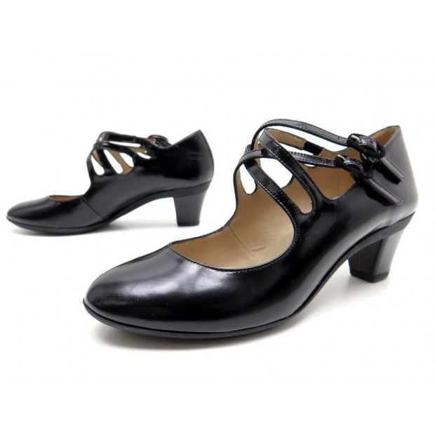 7cf8fed7e116c6 chaussures repetto escarpins babies 37.5 en cuir