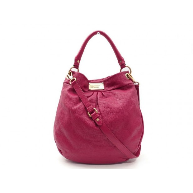 SAC A MAIN MARC BY MARC JACOBS SUPPLY WORKWEAR CUIR ROUGE HAND BAG PURSE 395€