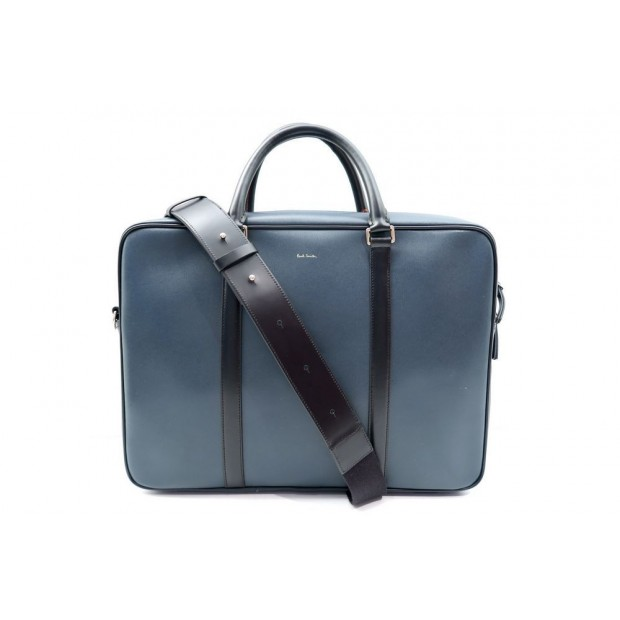 NEUF SAC SACOCHE PAUL SMITH PORTE PC DOCUMENTS COMPACT CITY EMBOSSED BAG 535€