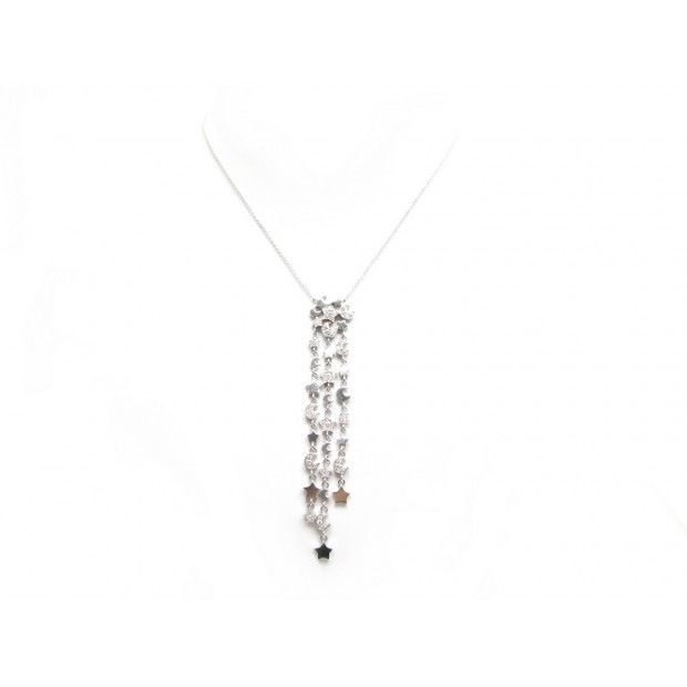 COLLIER PASQUALE BRUNI OR BLANC ET DIAMANTS