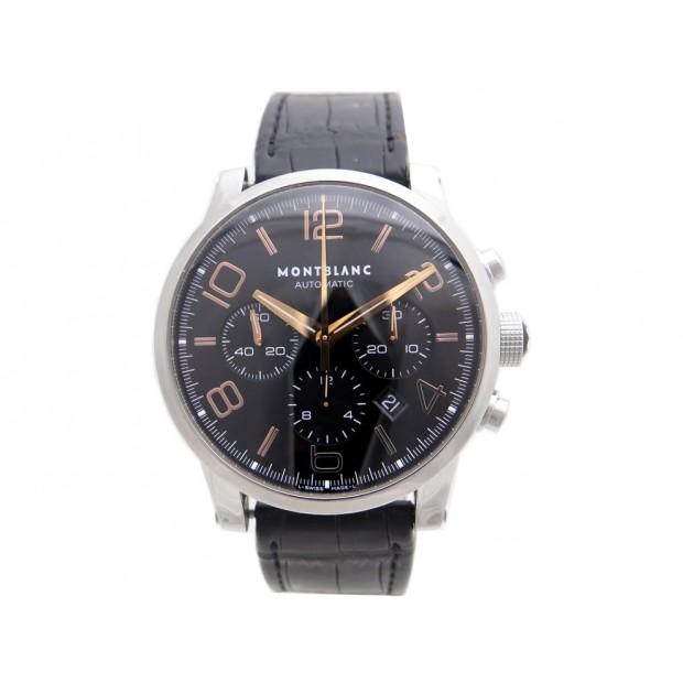 MONTRE MONTBLANC TIMEWALKER 7069 43 MM AUTOMATIQUE CHRONOGRAPHE ACIER 3595€