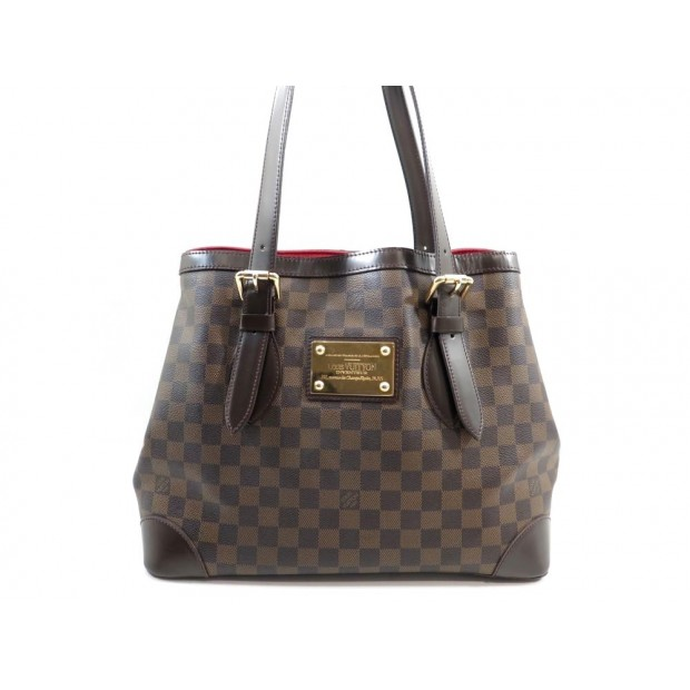 SAC A MAIN LOUIS VUITTON HAMPSTEAD GM CABAS DAMIER EBEN