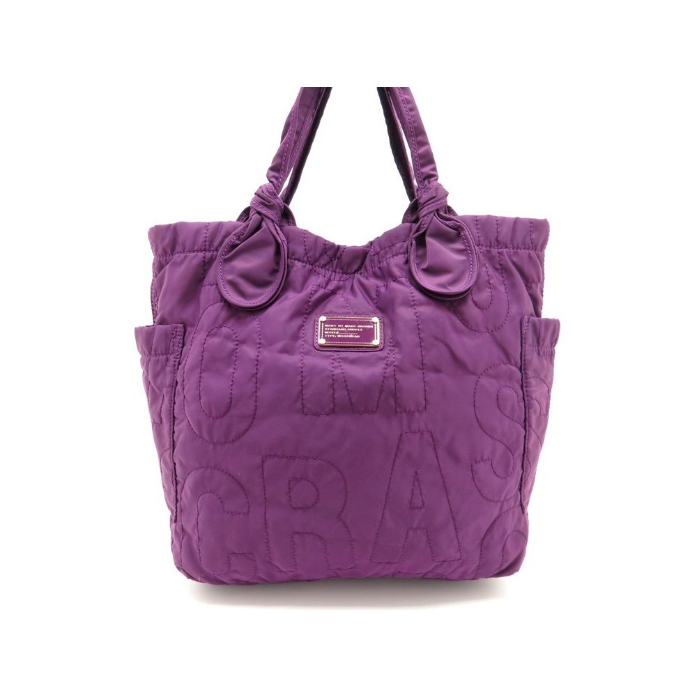 NEUF SAC A MAIN MARC BY MARC JACOBS TOILE NYLON CABAS TOTE. Loading zoom 6d10b0e77b12