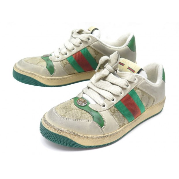 CHAUSSURES GUCCI BASKETS SNEAKERS