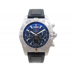 MONTRE BREITLING CHRONOMAT 44 FLYING FISH AB0110 AUTOMATIQUE + ECRIN WATCH 8100€